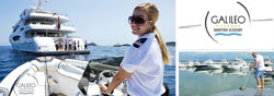Superyacht Crew - Deckhand, Steward, Stewardess, Yacht Chef