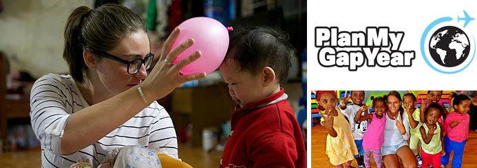 Affordable Childcare Volunteer Programs From £150