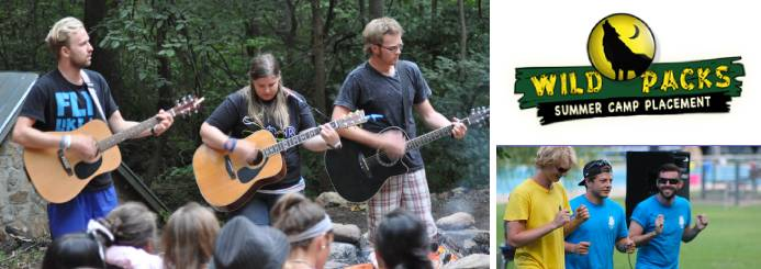 Teach Performing & Creative Arts at a Summer Camp in the USA