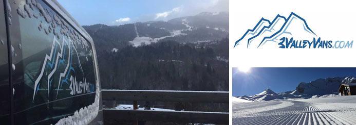 ski jobs with 3 Valley Vans