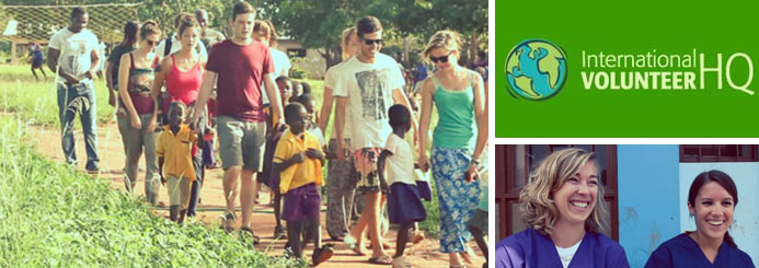 Affordable Volunteer Abroad Programs from £120