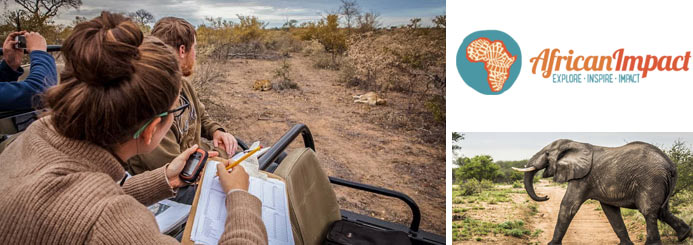 Big 5 Wildlife Research in South Africa