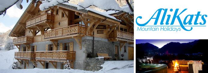 ski jobs with AliKats