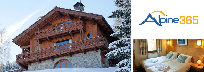 Chalet Couple (professional chef & host)