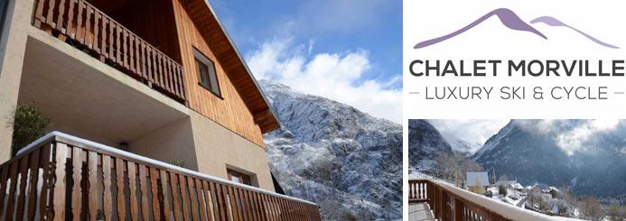 ski jobs with Chalet Morville