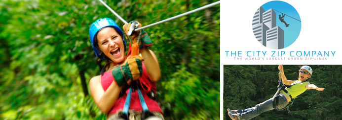 adventure jobs with The City Zip Company - Zip World London