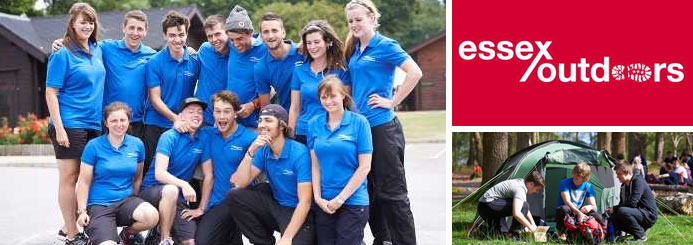 adventure jobs with Essex Outdoors