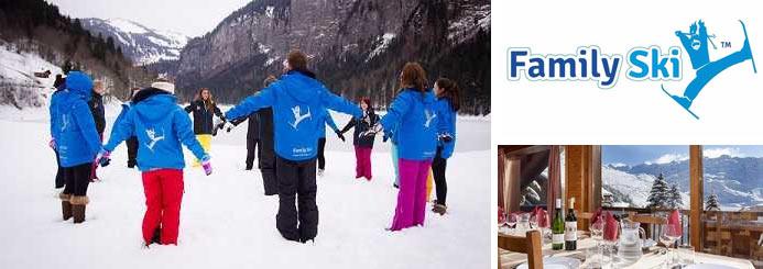 ski jobs with Family Ski Company