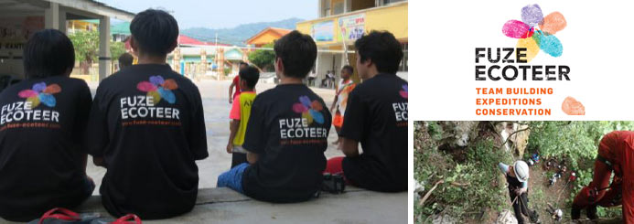 gap year jobs with Fuze-Ecoteer