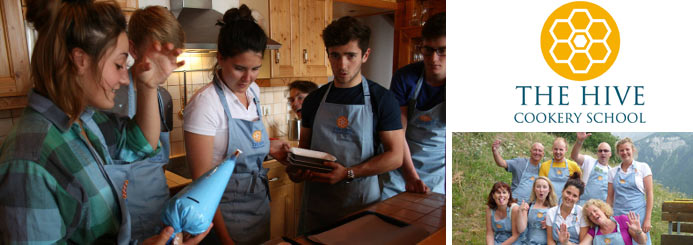 ski jobs with The Hive Cookery School