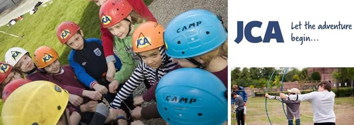 adventure jobs with JCA