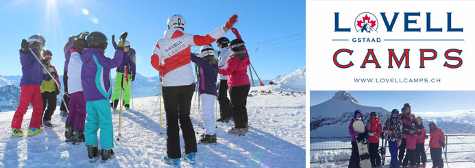 ski jobs with Lovell International Camps
