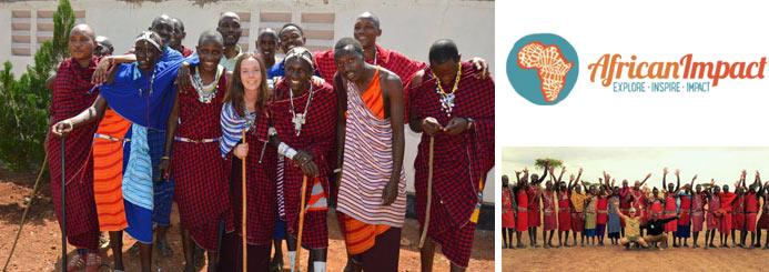 Volunteer with the Maasai Tribe in Tanzania