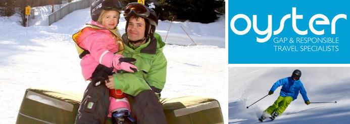 Whistler Blackcomb Ski Instructor
