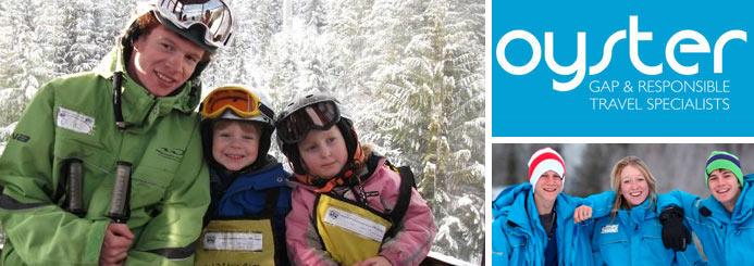 Jasper 11-week Ski or Snowboard Instructor Course