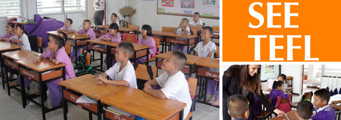 Paid TEFL Teaching Internship in Thailand for 4-5 months (1 semester)