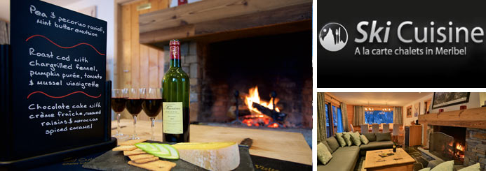 Chalet Couple | Ski Cuisine