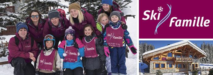 ski jobs with Ski Famille
