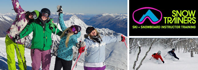 Ski Instructor Course