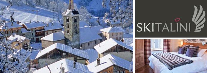 ski jobs with Ski Talini
