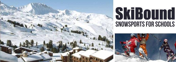 ski jobs with Skibound