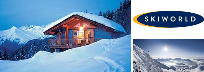 ski jobs with Skiworld