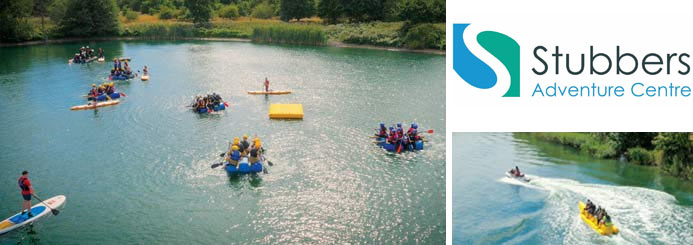 adventure jobs with Stubbers Adventure Centre