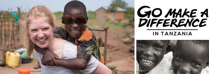 Go Make A Difference in Tanzania