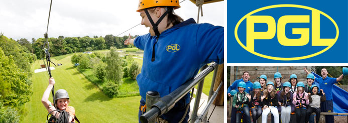 gap year jobs with PGL